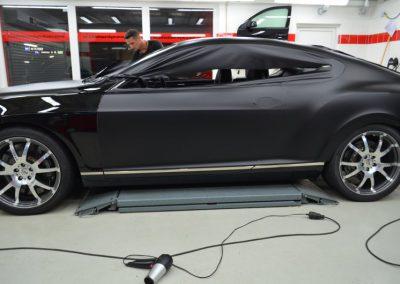 Změna barvy vozu GCCOne